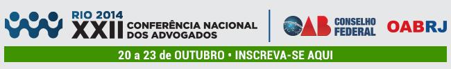 XXII Conferência Nacional dos Advogados